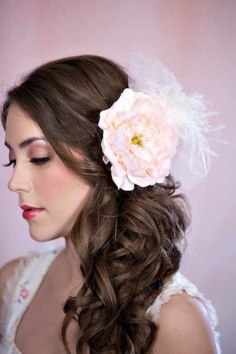 Bridal Hair Accessories San Diego : I do how to s handmade bridal accessories lvl