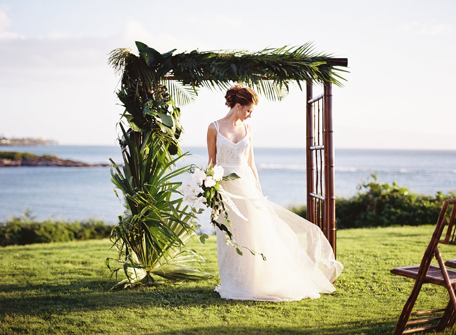 Montage Kapalua Bay Maui Destination Wedding LVL Weddings & Events