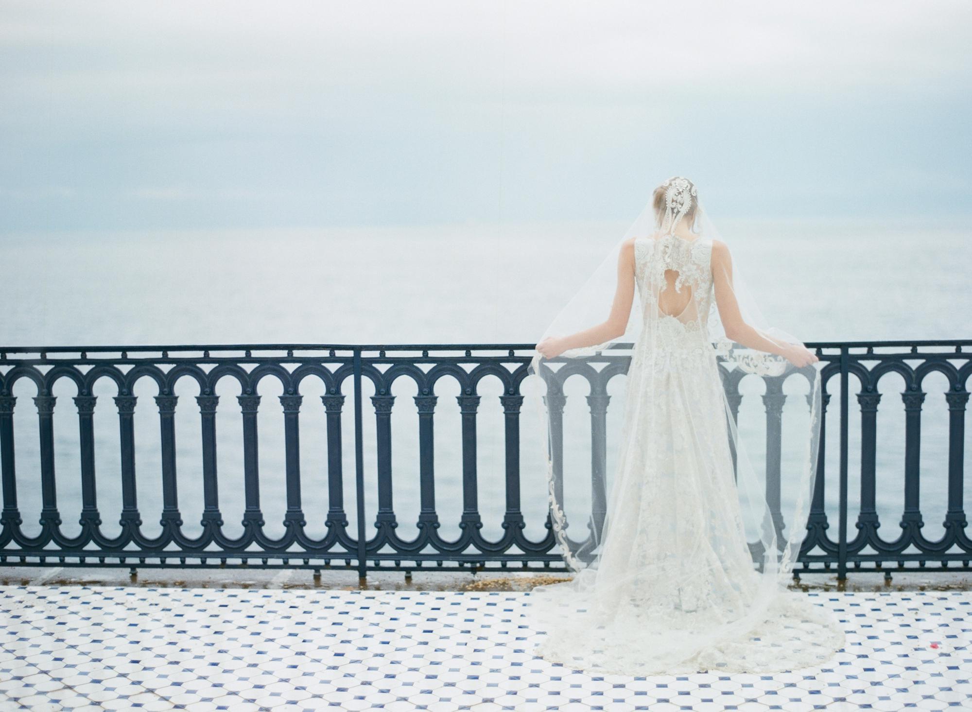 Ethereral Italian Wedding Editorial