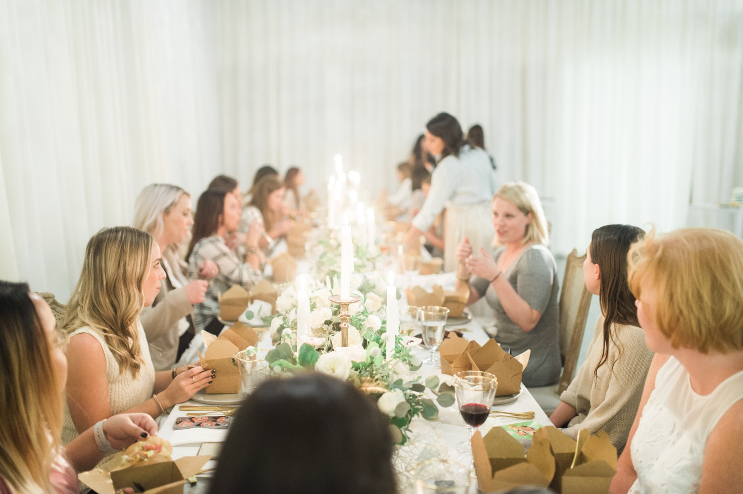 LVL Weddings and Events LVL Academy Day One